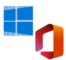 Logotyp Windows och Microsoft 365